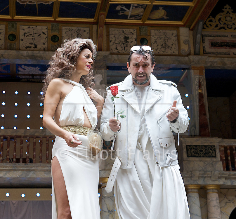 The God of Soho <br />