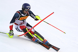 17.02.2019, Aare, SWE, FIS Weltmeisterschaften Ski Alpin, Slalom, Herren, 1. Lauf, im Bild Dave Ryding (GBR) // Dave Ryding (GBR) in action during his 1st run of men's Slalom of FIS Ski World Championships 2019. Aare, Sweden on 2019/02/17. EXPA Pictures © 2019, PhotoCredit: EXPA/ SM<br /> <br /> *****ATTENTION - OUT of GER*****