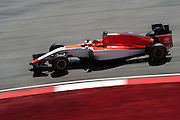 March 27-29, 2015: Malaysian Grand Prix - Will Stevens (GBR) Manor Marussia F1 Team