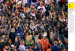 Peyton Manning and the Denver Broncos win Super Bowl 50, Sports Illustrated, 2016