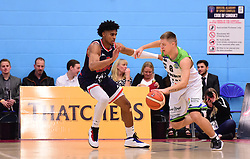 Thatchers board. - Photo mandatory by-line: Alex James/JMP - 15/12/2018 - BASKETBALL - SGS Wise Arena - Bristol, England - Bristol Flyers v Manchester Giants - British Basketball League Championship