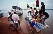 Manaus. Careiro da Varzea.
