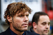 Mauro Milanese, Manager of Leyton Orient, looks on before the Sky Bet League 1 match at the Matchroom Stadium, London<br /> Picture by David Horn/Focus Images Ltd +44 7545 970036<br /> 22/11/2014