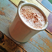 Grey Dog hazelnut cafe au lait