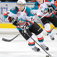 021112  Kamloops Blazers at Kelowna Rockets