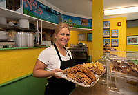 Annie's Cafe and Catering.  ©2020 Karen Bobotas Photographer