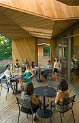 Sokol Blosser tasting room, Dundee Hills, Willamette Valley, Oregon