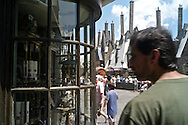 The Wizarding World of Harry Potter at Universal Orlando Resort, the only place in the world where the adventures of Harry Potter come to life.