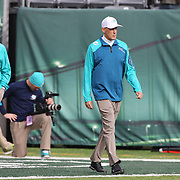 Miami Dolphins coach Joe Philbin during the New York Jets Vs Miami Dolphins  NFL American Football game at MetLife Stadium, East Rutherford, NJ, USA. 1st December 2013. Photo Tim Clayton