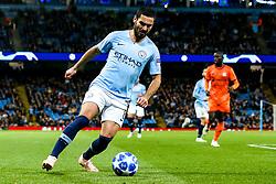 Ilkay Gundogan of Manchester City - Mandatory by-line: Robbie Stephenson/JMP - 19/09/2018 - FOOTBALL - Etihad Stadium - Manchester, England - Manchester City v Lyon - UEFA Champions League Group F
