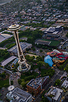 Space Needle, Seattle Center