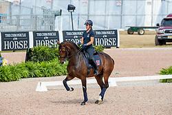 DUJARDIN Charlotte (GBR), MOUNT ST JOHN FREESTYLE<br /> Tryon - FEI World Equestrian Games™ 2018<br /> Dressurtraining<br /> 10.September 2018<br /> © www.sportfotos-lafrentz.de/Stefan Lafrentz