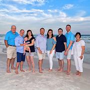 Kelleher Family Beach Photos