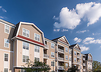 Residential Exterior Image of Parc Plymouth Apartments in Pennsylvania by Jeffrey Sauers of Commercial Photographics, Architectural Photo Artistry in Washington DC, Virginia to Florida and PA to New England