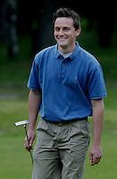 MOLENSCHOT - Vincent Hubert.   Voorjaarswedstrijd golf 2003 op GC Toxandria. . COPYRIGHT KOEN SUYK