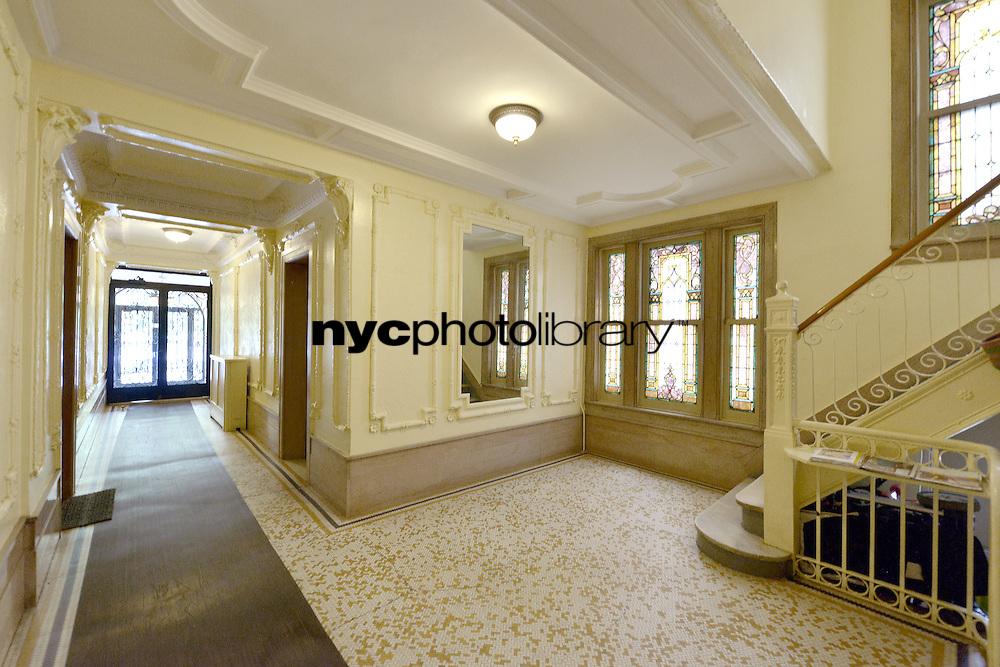 Lobby at 566 44th Street