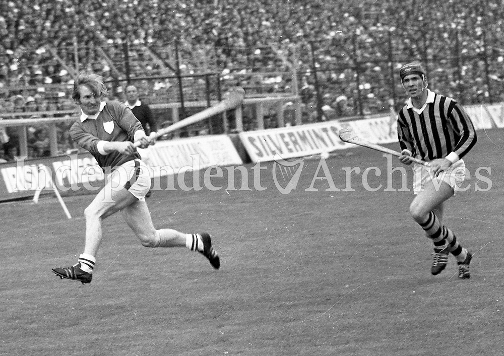 1973 All-ireland senior hurling final.<br />
