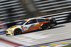 November 2, 2018 - Ft. Worth, Texas, United States of America - Trevor Bayne (6) takes to the track to practice for the AAA Texas 500 at Texas Motor Speedway in Ft. Worth, Texas. (Credit Image: © Justin R. Noe Asp Inc/ASP via ZUMA Wire)