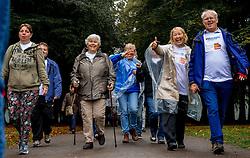 15-10-2016 NED: Finale Nationale Diabetes Challenge, Apeldoorn<br /> Ruim 3100 mensen gingen tijdens de finale van de NDC met een brede glimlach over de start en finish. Wat een topdag!