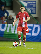Canada&rsquo;s Fraser Aird  - Scotland v Canada, friendly international at EasterRoad, Edinburgh.Photo: David Young<br /> <br />  - &copy; David Young - www.davidyoungphoto.co.uk - email: davidyoungphoto@gmail.com