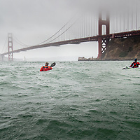 Near the Golden Gate Bridge