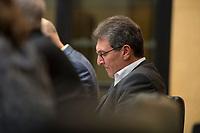DEU, Deutschland, Germany, Berlin, 21.09.2018: Thüringens Migrationsminister Dieter Lauinger (Die Grünen) während einer Sitzung im Bundesrat.