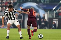 23.11.2017 - Torino - Champions League   -  Juventus-Barcellona nella  foto: Andres Iniesta e Paulo Dybala