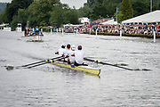 Henley Royal Regatta, Henley on Thames, Oxfordshire, 28 June - 2 July 2017.  Saturday  14:37:28   01/07/2017  [Mandatory Credit/Intersport Images]<br /> <br /> Rowing, Henley Reach, Henley Royal Regatta.<br /> <br /> The Visitors' Challenge Cup<br />  Cambridge University