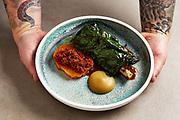 Aymara restaurant, Oslo.<br /> Foto: Paul Paiewonsky&copy;2016<br /> Bilder kan kun publiseres etter tillatelse fra fotografen.  Images may only be published with consent by photographer.