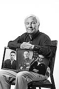 John Allison<br /> Marine Corps<br /> O-3<br /> Motor Transport<br /> Korean War<br /> June 1952 - June 1962<br /> <br /> Veterans Portrait Project<br /> Philadelphia, PA