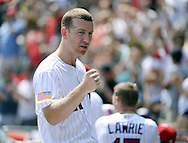 CHICAGO - JULY 04:  Todd Frazier #21 of the Chicago White Sox looks on against the New York Yankees on July 4, 2016 at U.S. Cellular Field in Chicago, Illinois.  The White Sox defeated the Yankees 8-2.  (Photo by Ron Vesely) Subject:    Todd Frazier