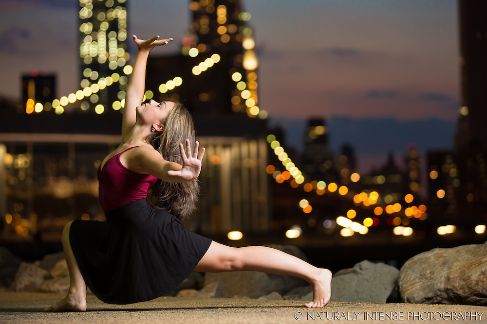Dumbo Dance As Art Photo Shoot featuring Alexa Maetta.