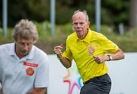 WAGENINGEN -  scheidsrechter Joost Cornet. . lustrum 2019,  60+ hockey, 30jaar.   met wedstrijden en andere festiviteiten.   COPYRIGHT KOEN SUYK