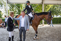 Ehning Marcus, GER, Comme Il Faut 5<br /> Stephex Masters 2018<br /> © Hippo Foto - Sharon Vandeput<br /> 2/09/18