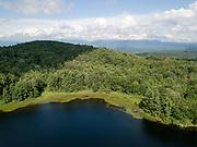 Huff Pond, Sudbury, Vermont.