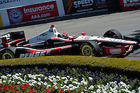 AJ Allmendinger, Toyota Grand Prix of Long Beach, Streets of Long Beach, Long Beach, CA USA 04/21/13