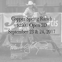 Copper Spring Ranch Open 5D