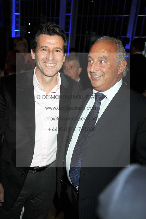 SIR PHILIP GREEN and LORD COE at the GQ Men of the Year Awards held at the Royal Opera House, London on 2nd September 2008.<br /> <br /> NON EXCLUSIVE - WORLD RIGHTS