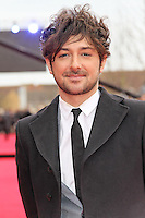 LEAVESDEN - MARCH 31: Alex Zane attends the Worldwide Grand Opening of the Warner Bros. Studio Tour London  The Making of Harry Potter at Leavesden Studios, Watford, UK. March 31, 2012. (Photo by Richard Goldschmidt)