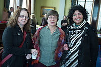 free pic no repro fee     GMC20012017 <br /> Margaret O'Sullivan Music Generation, Cathy Buchanan GM Meitheal Mara and Tehmina Kazi Cork City  Pictured at the Port of Cork, for the launch of Meitheal Mara&rsquo;s ambitious plans for the realisation  of an integrated maritime hub for Cork City. www.meithealmara.ie<br /> Images By Gerard McCarthy 087 8537228 <br /> For more info contact  Joya Kuin  0857770969  joyakuin@gmail.com