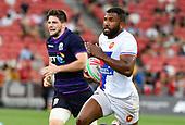 Apr 14, 2019-Rugby-HSBC Singapore Sevens-Trophy Final-France vs Scotland