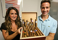 Adam and Rachel Mendler of Custom Tobacco.