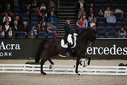 Schneider Dorothee, (GER), Showtime<br /> Grand Prix Special<br /> Reem Acra FEI World Cup Dressage<br /> Stuttgart - German Masters 2015<br /> © Hippo Foto - Stefan Lafrentz