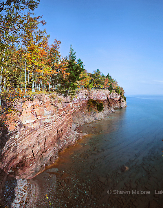 Autumn photos, pictures, images, in the Upper Peninsula of Michigan
