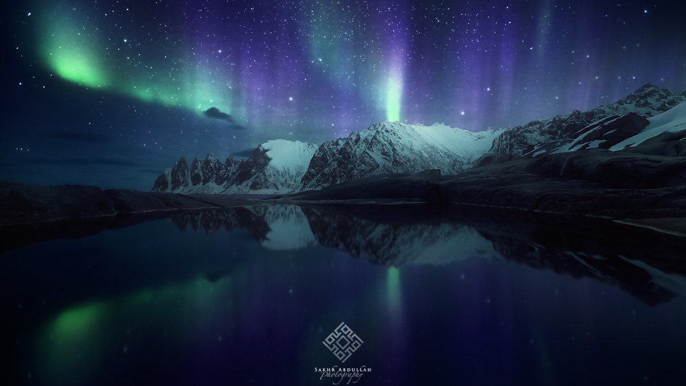 Last March, I traveled to Norway to photograph the Aurora. I spent nearly two weeks there waiting for Aurora to appear every night. Unfortunately, Heavy clouds covered the sky in that period and the Aurora does not appear every night, It was a very difficult challenge!<br />
