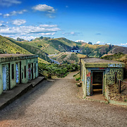 Photo of Battery Spencer at Fort Baker in Marin County, CA.