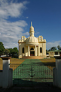 Protestant Church, Island of Tahiti, French Polynesia<br />