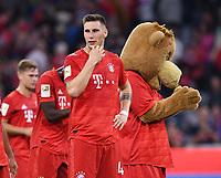 Fussball  1. Bundesliga  Saison 2019/2020  1. Spieltag  FC Bayern Muenchen - Hertha BSC Berlin       16.08.2019 Enttauschung FC Bayern Muenchen; Niklas Suele