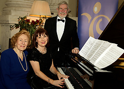 """Pictured at the launch of the Veronica Dunne International Singing Competition at King""""s Inns last night.<br /> l-r Dr. Veronica Dunne, Minister Josepha Madigan and Professor Diarmuid Hegarty.<br /> <br /> <br /> <br /> <br /> <br /> February 14 2018<br /> <br />  <br /> <br /> The  Minister for Culture, Heritage and the Gaeltacht Josepha Madigan TD tonight launched the 9th Veronica Dunne International Singing Competition, Ireland's premier vocal event, which takes place every three years.<br /> <br /> The Competition was inaugurated in 1995 to honour the lifetime's work of Dr. Veronica Dunne, Ireland's Grande Dame of singing, who continues to teach and inspire successive generations. <br /> <br /> Past winners have included singers who have gone on to become major international stars, hailing from South Africa, Egypt, the US,  Japan and Ireland.<br /> <br /> They include Nadine Sierra, currently appearing at the Metropolitan Opera New York, Tara Erraught, who opened in Romeo and Juliette at Barcelona's Liceu tonight (Feb 14) and BBC New Generation Artist Fatma Said.<br /> <br /> The competition is due to hold auditions in London, Paris, Munich, Milan and New York in the coming months. The Irish leg of the competition takes place in the National Concert Hall in January 2019 with the final due to be broadcast live on RTE.<br /> <br /> At a dinner to celebrate the launch in Dublins' Kings Inns, Minister Madigan said  """"Ireland is well-known for its contribution to the musical world in all its forms including the classical and operatic fields.  This reputation is enabled though the unique talents of our people including those of Dr. Dunne.""""<br /> """" The establishment of this event is the culmination of Dr Dunne's vision to support and encourage young singers to fulfill their own dreams and aspirations.  Through this competition, Veronica Dunne has assured that opera in Ireland continues to be developed and young talent will flourish.""""<br /> The competition, whose patron """