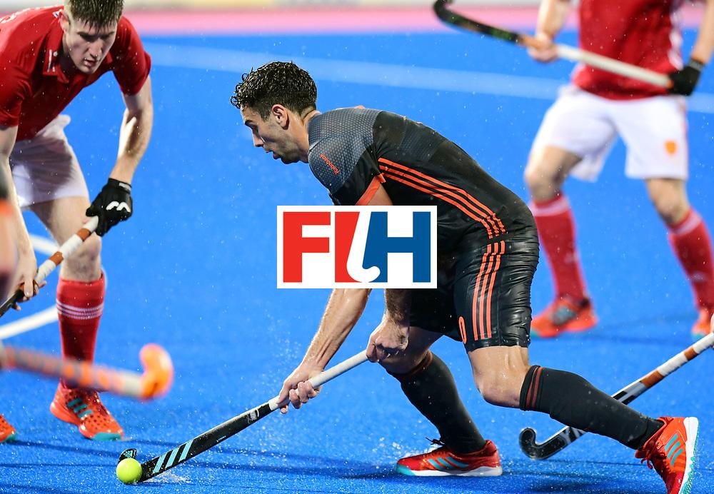 Odisha Men's Hockey World League Final Bhubaneswar 2017<br /> Match id:17<br /> England v Netherlands<br /> Foto: Valentin Verga (Ned) <br /> COPYRIGHT WORLDSPORTPICS FRANK UIJLENBROEK